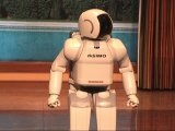 ASIMO at Innoventions