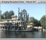 Bringing Disneyland Home Vidcast #27