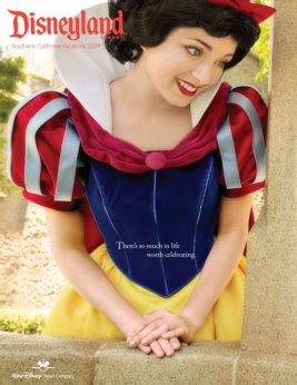 Interactive Disneyland Resort Brochure