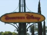 The Disneyland Resort Area