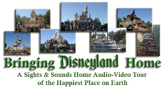 Welcome to Bringing Disneyland Home